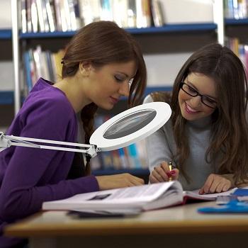 Youkoyi LED Magnifying Lamp