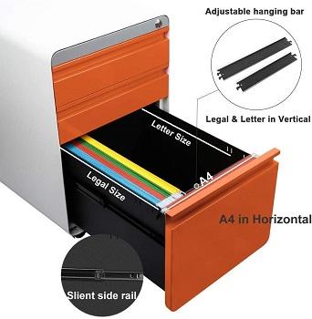 yoleo file cabinetr