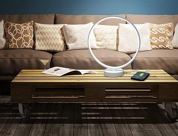 Albrillo Modern Table Lamp