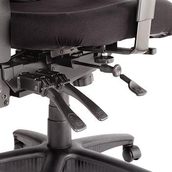 Alera Elusion ALEEL42ME10B Chair