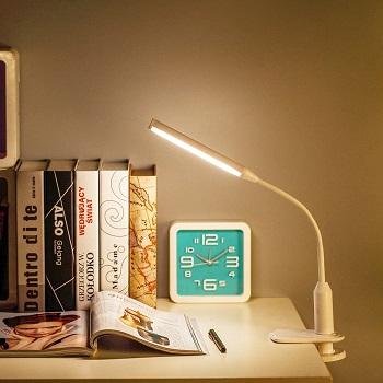 AnSun Rechargeable LED Desk Lamp