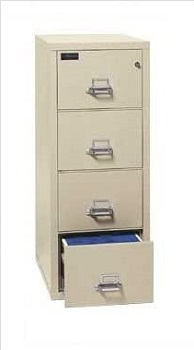 BEST 4-DRAWER COMBINATION FILE CABINET