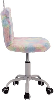 BEST ARMLESS CHEAP DESK CHAIRS FOR KIDS