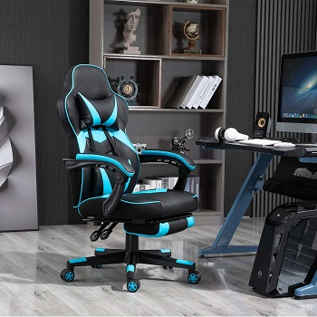 BEST BACK SUPPORT ERGONOMIC CHAIR WITH NECK SUPPORT