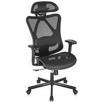 BEST BACK SUPPORT OFFICE CHAIR FOR NECK AND SHOULDER PAIN Summary