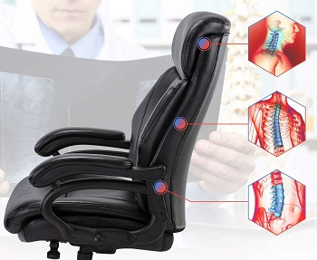 BEST BIG AND TALL BACK DESK CHAIR