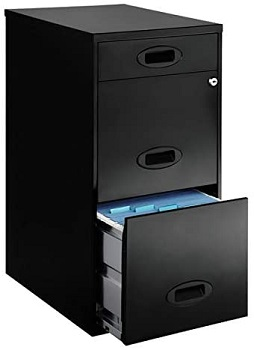 BEST CHEAP 3-DRAWER VERTICAL FILE CABINET
