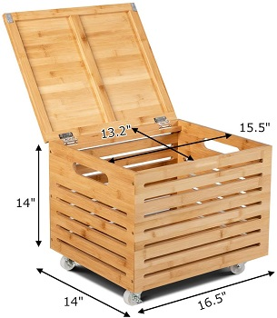 BEST CHEAP BAMBOO FILE CABINET