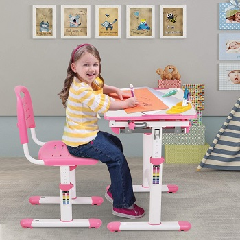 BEST CHEAP DESK AND CHAIR SET FOR KIDS