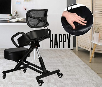 BEST CHEAP KNEELING CHAIR FOR BACK PAIN..