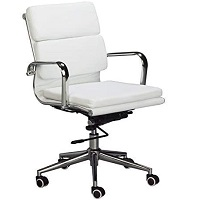 BEST CHEAP LOW-BACK OFFICE CHAIR WITH ARMS Summary