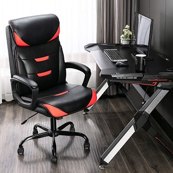 BEST CHEAP OFFICE CHAIR WITH LUMBAR AND NECK SUPPORT