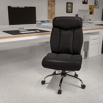 BEST COMPUTER CROSS-LEGGED DESK CHAIR