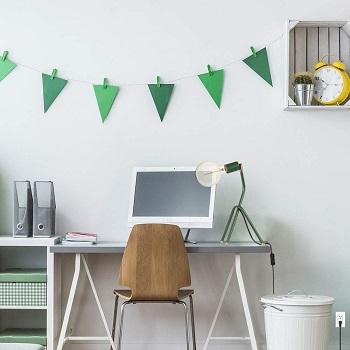 BEST DARK GREEN OFFICE LAMP