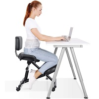 BEST ERGONOMIC KNEELING CHAIR WITH BACK SUPPORT Summary