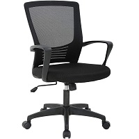 BEST ERGONOMIC MESH OFFICE CHAIR WITH LUMBAR SUPPORT Summary