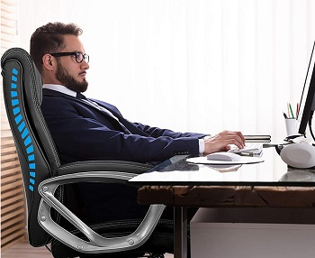BEST ERGONOMIC OFFICE CHAIR FOR SHORT HEAVY PERSON