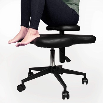 BEST FOR STUDY CROSS-LEGGED DESK CHAIR