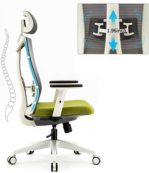 BEST FOR STUDY OFFICE CHAIR FOR LOWER BACK PAIN