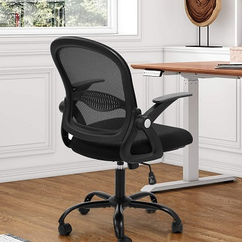 BEST FOR STUDY OFFICE CHAIR FOR SHORT HEAVY PERSON