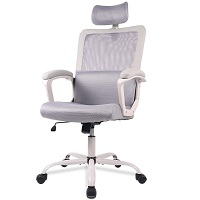 BEST FOR STUDY OFFICE CHAIR WITH LUMBAR AND NECK SUPPORT Summary