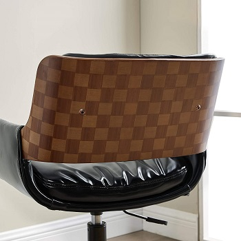 BEST FOR STUDY WRITING DESK CHAIR NO WHEELS