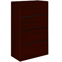 BEST HOME OFFICE 4-DRAWER LATERAL FILE CABINET WOOD picks