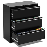 BEST LATERAL 3-DRAWER METAL FILE CABINET picks