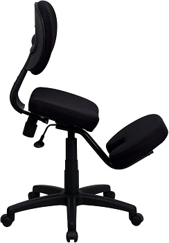 BEST NO ARMS KNEELING CHAIR FOR BACK PAIN