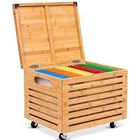 BEST OF BEST BAMBOO FILE CABINET picks