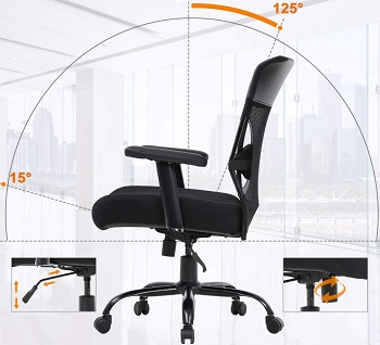 BEST OF BEST COMPUTER CHAIRS FOR FAT GUYS