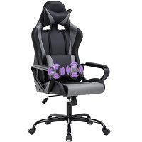 BEST OF BEST OFFICE CHAIR WITH LUMBAR AND NECK SUPPORT Summary