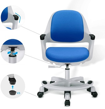 BEST WITH ARMRESTS CHEAP DESK CHAIRS FOR KIDS