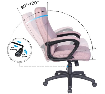 BEST WITH ARMRESTS CHEAP PINK OFFICE CHAIR