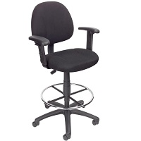 BEST WITH ARMRESTS COMFORTABLE OFFICE CHAIR UNDER 200 Summary
