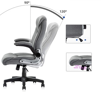 BEST WITH ARMRESTS COMPUTER CHAIR UNDER 200