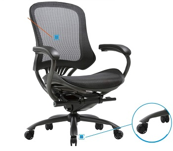 BEST WITH ARMRESTS MESH OFFICE CHAIR UNDER 200