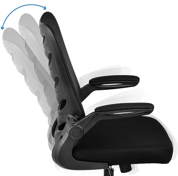 BEST WITH BACK SUPPORT CHEAP DESK CHAIR WITH ARMS