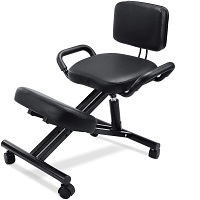BEST WITH BACK SUPPORT CROSS-LEGGED DESK CHAIR Summary