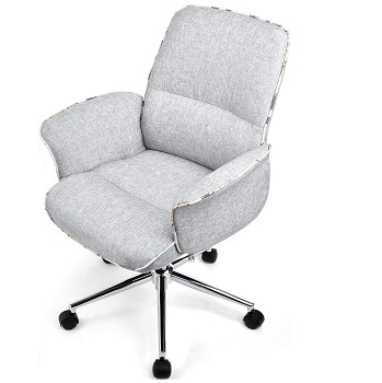BEST WITH BACK SUPPORT HOME OFFICE CHAIR UNDER 200