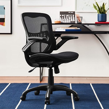 BEST WITH BACK SUPPORT MESH OFFICE CHAIR UNDER 200