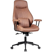 BEST WITH BACK SUPPORT MODERN HIGH-BACK OFFICE CHAIR Summary