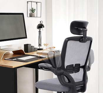 BEST WITH BACKREST COMPUTER CHAIR FOR LONG HOURS UNDER $200