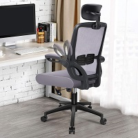 BEST WITH BACKREST COMPUTER CHAIR FOR LONG HOURS UNDER $200 Summary