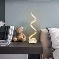 BEST WITH REMOTE CONTROL LED SPIRAL LAMP Picks