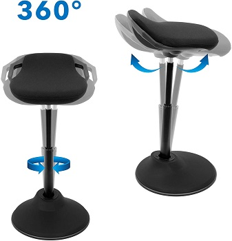 BEST WITHOUT WHEELS COMFORTABLE OFFICE CHAIR UNDER 200