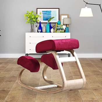 BEST WITHOUT WHEELS OFFICE CHAIR STRAIGHT BACK