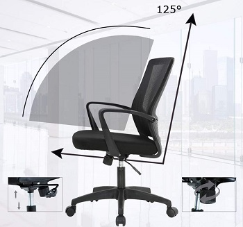 Best Office OC988 Ergonomic Chair
