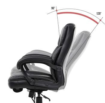 BestOffice Adjustable Task Chair