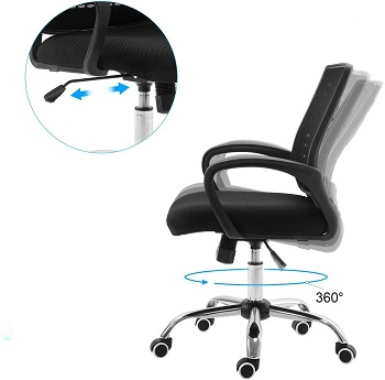 BestOffice VN-H03 Office Chair